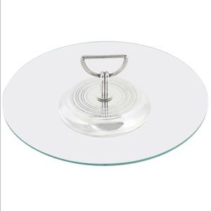 Christofle Vibrations Cheese / Hors D'oeuvres Tray